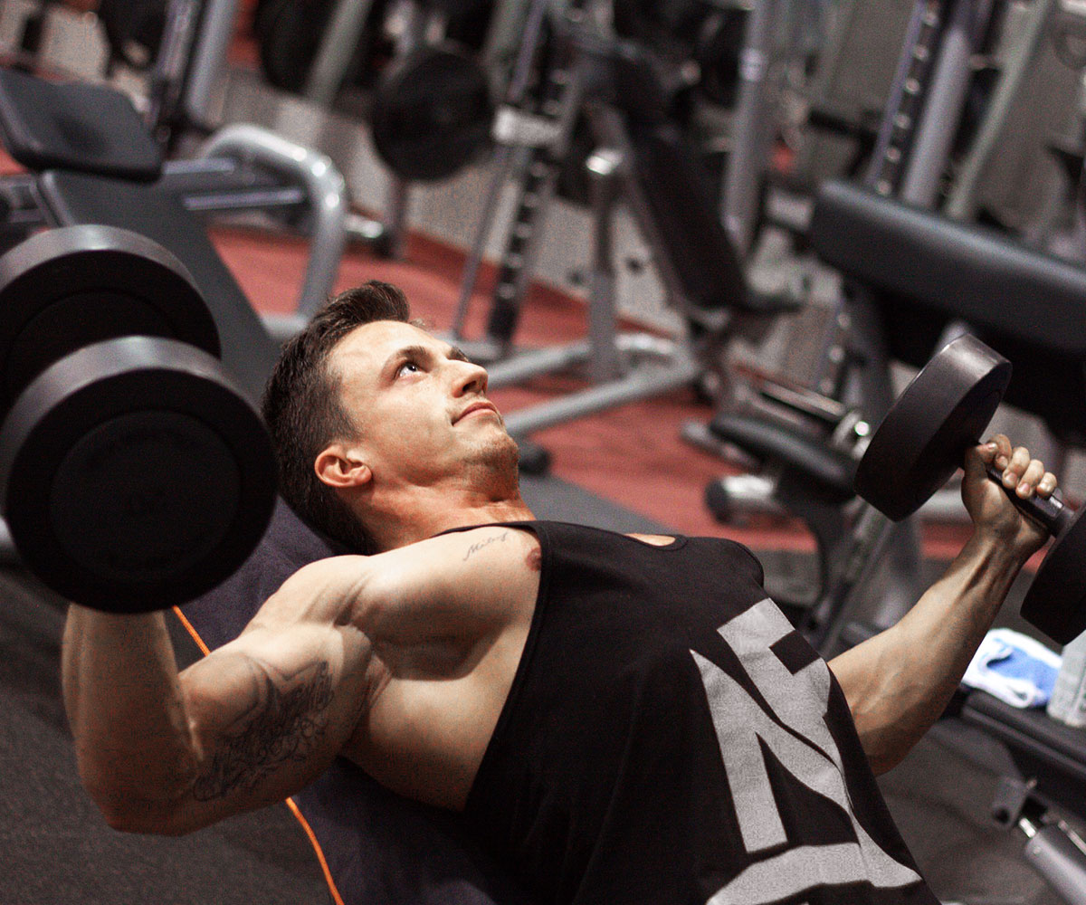 Weightlifting Program Plan: Be Flexible With fitness