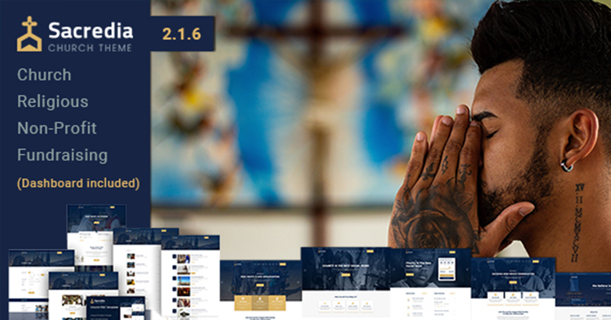 Best Church Wordpress theme